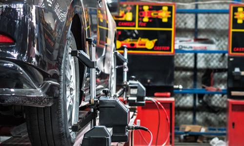 Audi Wheel Alignment Service