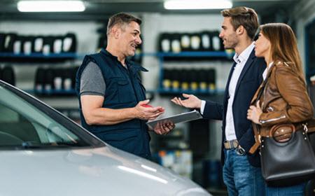 Happy Auto Mechanic & Owner