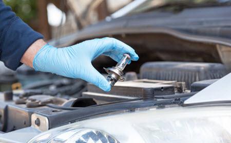 BMW Adaptive Headlight Repair